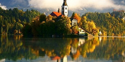 Lake Bled & Bled Castle: Half Day Tour from Ljubljana
