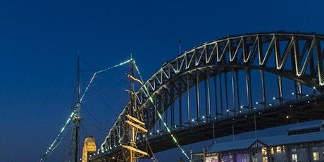 Sydney Harbour Tall Ship Twilight Dinner Cruise tickets