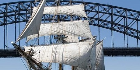 Sydney Harbour Tall Ship Lunch Cruise tickets