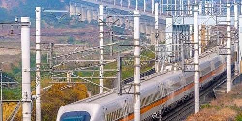 Taiwan High Speed Rail: 3-Day Unlimited Pass