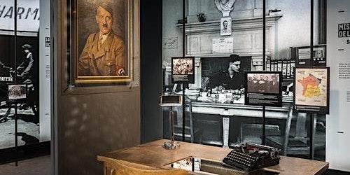 Falaise Memorial Museum - Civilians at War