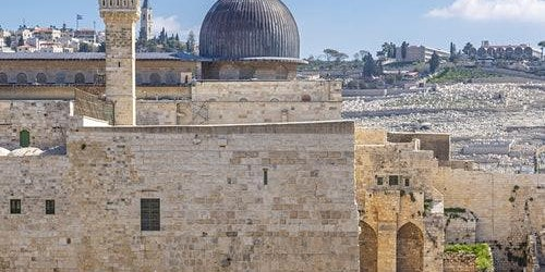Highlights of Jerusalem Walking Tour & Tower of David: Guided Tour from Tel Aviv