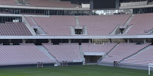Allianz Riviera Stadium & Musée National du Sport: Guided Tour