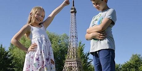 France Miniature tickets