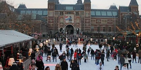 Ice*Amsterdam – Ice Skating At Museumplein tickets