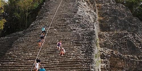 Cobá & Cenote Dzonot Wayak: Tour from Riviera Maya