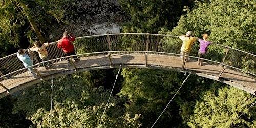 Grouse Mountain & Capilano Suspension Bridge Park: Guided Tour