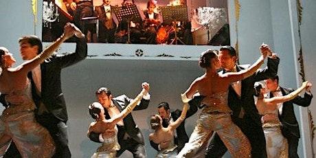 Tango Show at Café de los Angelitos tickets