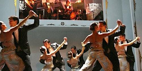Tango Show at Café de los Angelitos