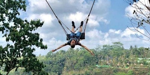 Easy Swing Bali & Optional Rafting