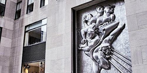 Rockefeller Center Architecture & Art Walking Tour