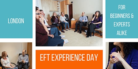 EFT Tapping Experience Day tickets