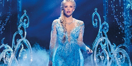 "Disney's ""Frozen"" tickets"