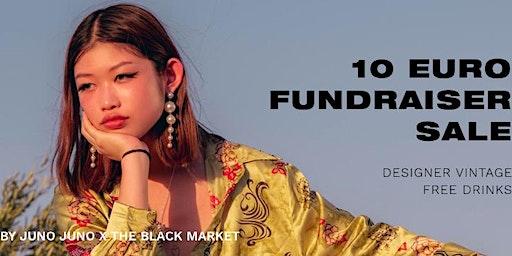 10 EURO Designer Vintage Fundraiser SALE