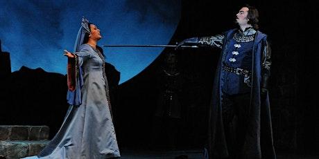 """""""Il trovatore"""" tickets"""