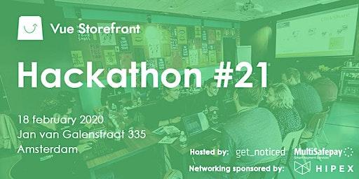 Vue Storefront Hackathon Amsterdam (Third Edition)