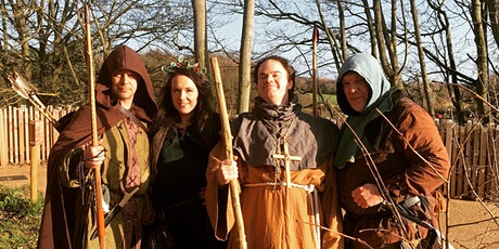 Uncover Sherwood Forest with Robin Hood and Maid Marian tickets