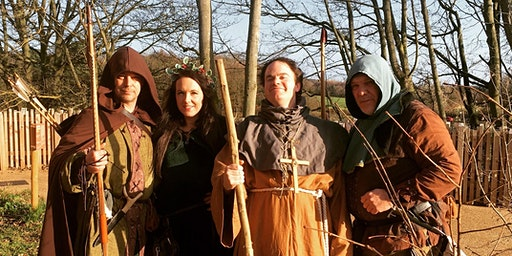 Uncover Sherwood Forest with Robin Hood and Maid Marian