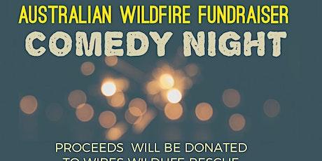 Australia Wildfires Fund Comedy Fundraiser tickets