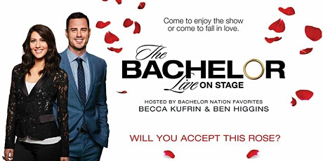 """""""The Bachelor"""" Live on Stage tickets"""