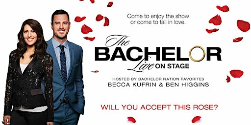 """The Bachelor"" Live on Stage"