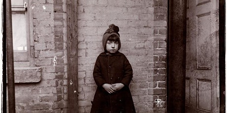 """National Nordic Museum: """"Jacob A. Riis & Legacy"""" tickets"""