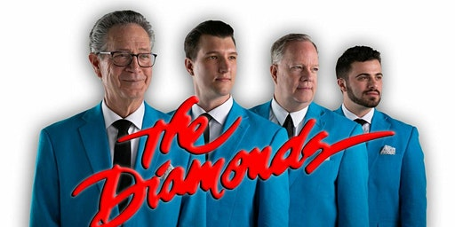"""""""Bandstand Boogie!"""" With The Diamonds"""