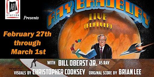 """Ray Bradbury Live"""