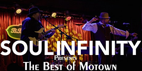 "Soul Infinity: ""The Best of Motown"" tickets"