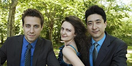 The Music Guild presents Piano Trio Celeste tickets