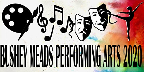 Bushey Meads Performing Arts Festival 2020 tickets