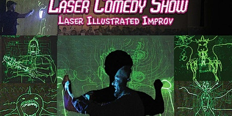 """The Laser Comedy Show"" - Frigid Festival tickets"