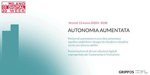 Autonomia Aumentata - 13 marzo 2020