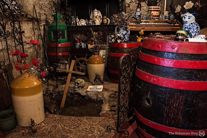 Ancient Ram Inn Ghost Hunt, Gloucestershire   Saturday 14th November 2020 image