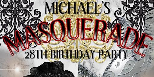 Michael's 28th Masquerade Birthday Party