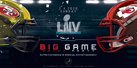 The Ainsworth Big Game Watch Party tickets