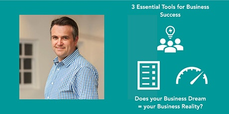 3 Essential Tools for Business Success tickets