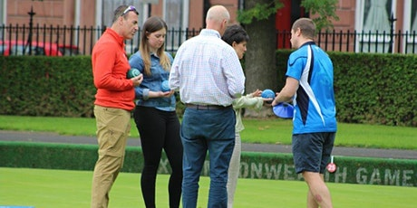 Pilot Introduction to Bowls Coaching Award - Balbardie Indoor BC tickets