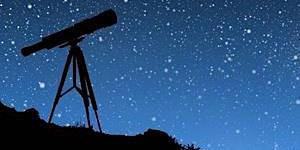 Stargazing at Kingsbury Water Park