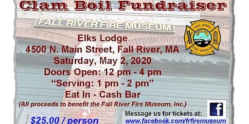 Clam Boil Fundraiser
