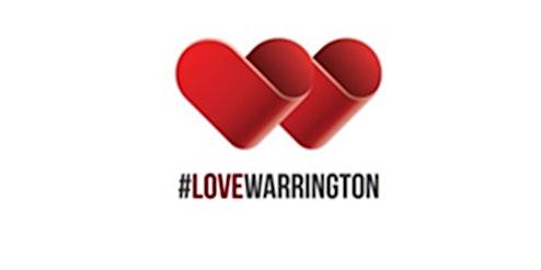 #LoveWarrington Business Breakfast Networking Event