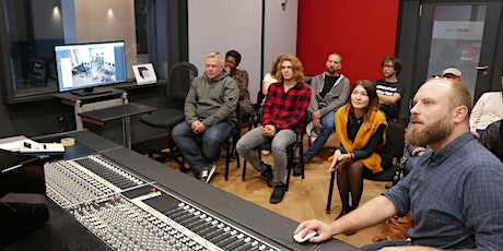Mixing Feedback Session tickets