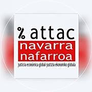 ATTAC Navarra-Nafarroa logo