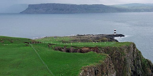 Irish Feast Rathlin Forage and Feast Food Tour