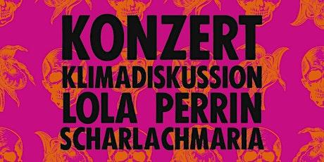 Lola Perrin & Extinction Rebellion Zurich  Featuring Scharlachmaria tickets