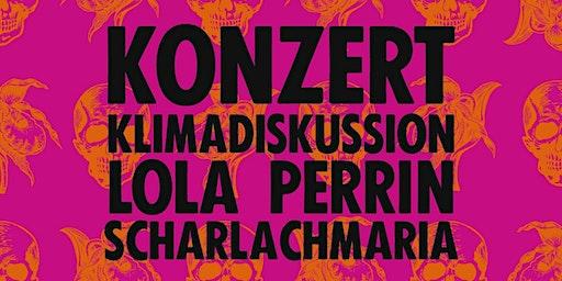 Lola Perrin & Extinction Rebellion Zurich  Featuring Scharlachmaria
