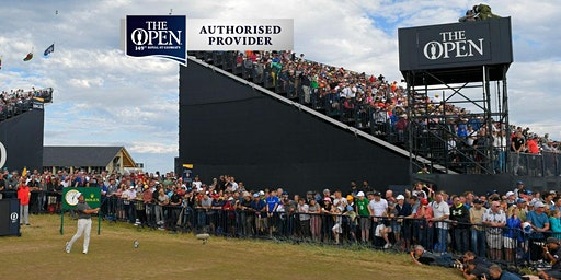 PGA Member Tickets to The Open 2020