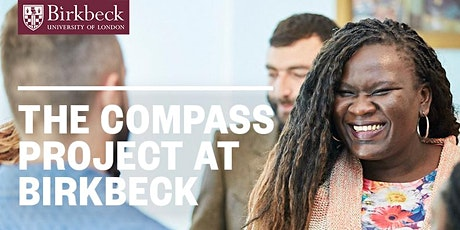Birkbeck's Compass Project, Sanctuary Scholarship Taster Day  tickets