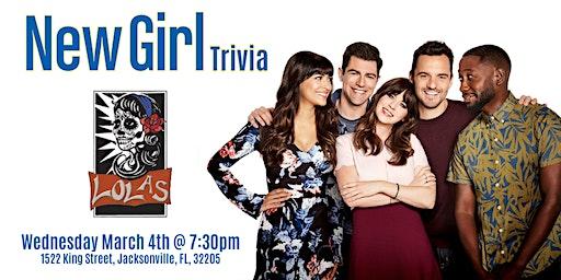 New Girl Trivia at Lola's Burrito & Burger Joint