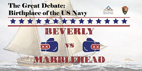The Great Debate: Birthplace of the United States Navy tickets